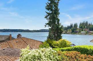Captivating Views | Meydenbauer Bay | West Bellevue