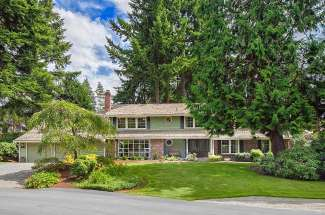 Traditional Two-Story Buchan | North Creek | Bridle Trails | Bellevue