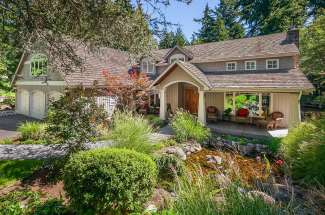 Shy Acre Estate | Bridle Trails | Bellevue
