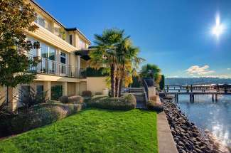 Waterfront Estate | West of Market | Kirkland