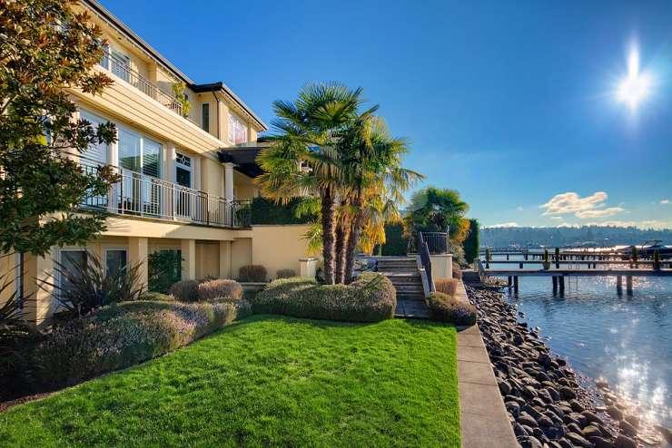 Waterfront Estate West Of Market Kirkland Seattle S