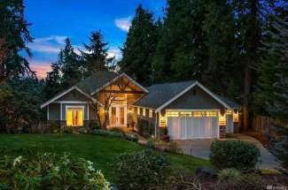 Elegant Craftsman | West Bellevue