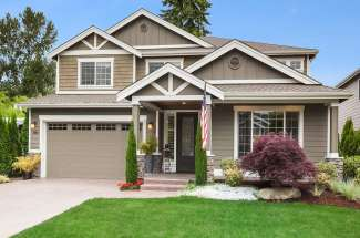 Two-Story Craftsman | South Rose Hill | Kirkland