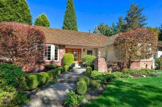Renovated Rambler | Winchester Estates | Bridle Trails | Bellevue