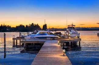 Waterfront Condo   Yarrow Cove   Kirkland