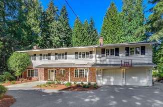 Updated Two-Story | Bridle Trails | Bellevue