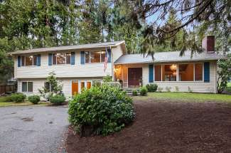 Updated Burnstead | Bridle Trails | Bellevue