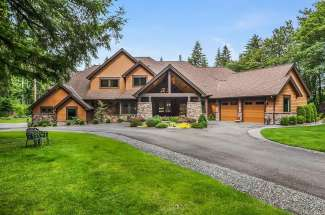 Custom Craftsman | Upper Preston | Issaquah