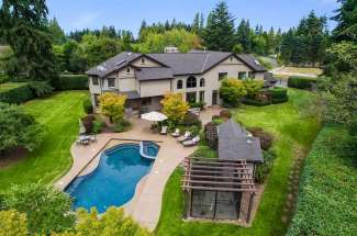 Gated Estate | Bridle Trails | Kirkland