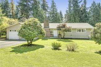 Remodeled Daylight Rambler | West Bellevue