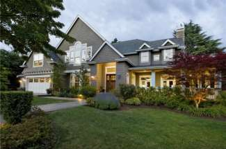 Two-Story with Style   Clyde Hill