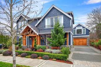 Craftsman Masterpiece | Downtown Kirkland
