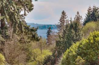 Media Heights | View Lot with Cottage