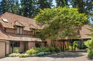 Shy Two-Acre Estate | Bridle Trails | Bellevue