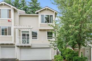Cambridge Townhomes | Bothell