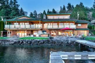 Custom Waterfront | Holmes Point | Kirkland