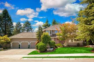Updated Two-Story Traditional | Sky Mountain | Bellevue