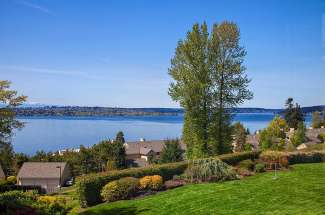 Contemporary with Views | Houghton | Kirkland