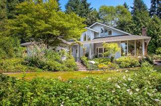 Charming Two-Story | Bridle Trails | Bellevue