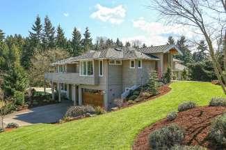 Custom Daylight Rambler | West Bellevue