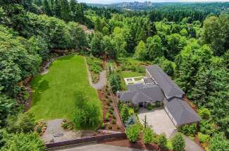 Private Oasis | Cor Sun Ranch | Bridle Trails | Kirkland