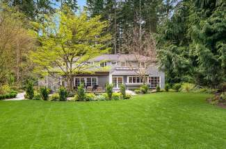 Exceptional Outdoor Living | Bridle Trails | Bellevue