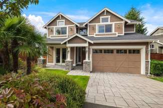 Craftsman with Views | Houghton | Kirkland