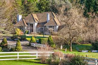 Elegant Two-Story   Bridle Trails   Bellevue