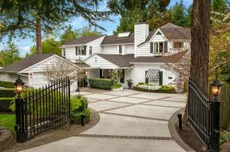 Southern Charm | Gated Two-Story | Clyde Hill