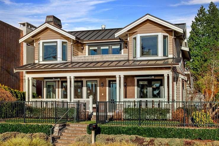 Modern Nantucket West Of Market Kirkland Seattle S